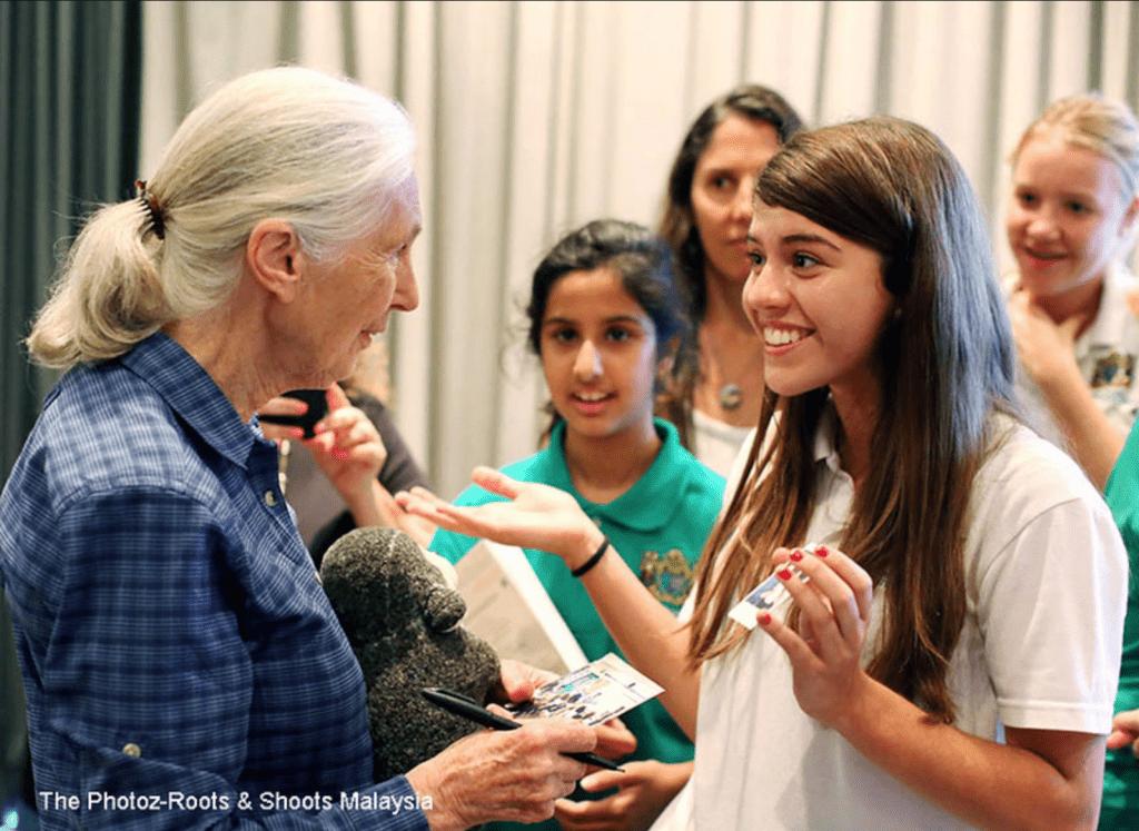 Jane Goodall Challenge 2019